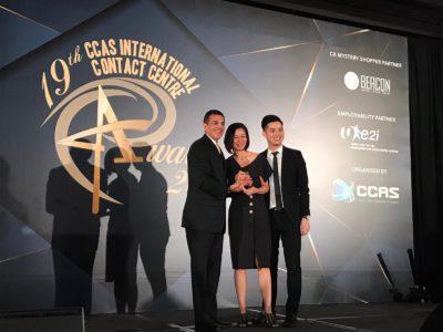 Beacon CCAS 2019 awards
