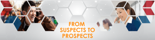 From Suspects to Prospects