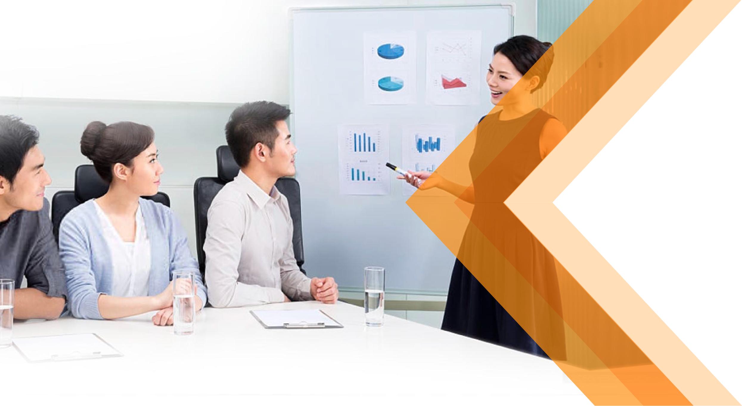 Beacon offers training programmes on Sales & Marketing